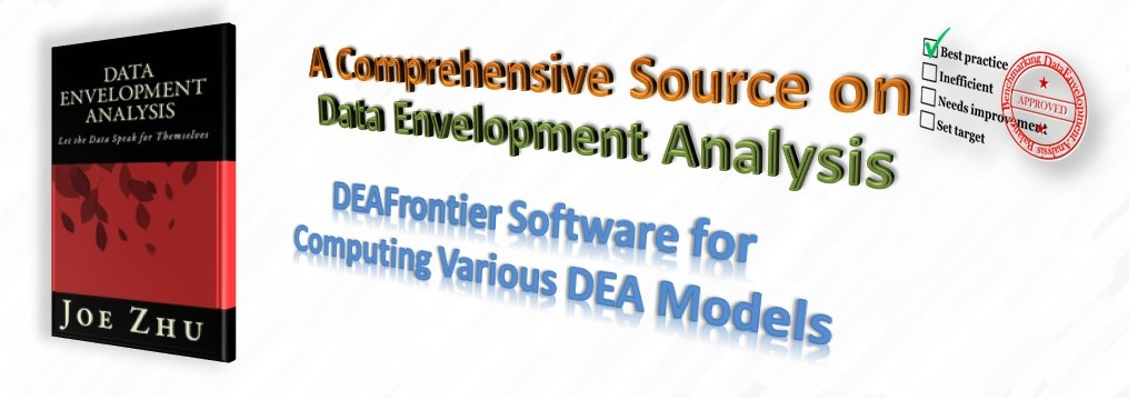 data envelopment analysis research papers